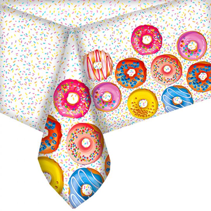 Скатерть Пончики