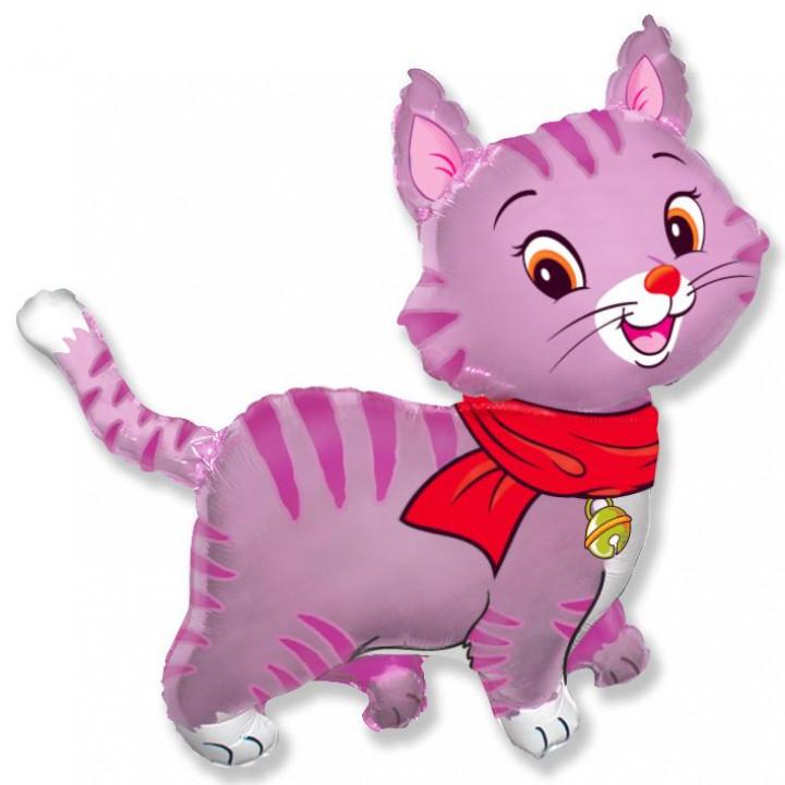 Мой милый котенок Розовый