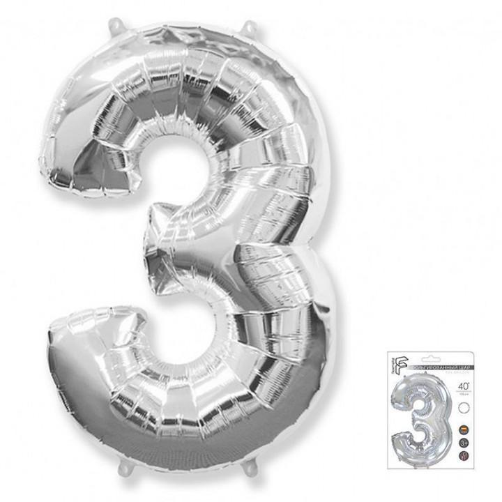 Ф Silver 3 ЦИФРА 40