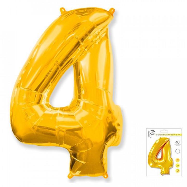 Ф Gold 4 ЦИФРА 40
