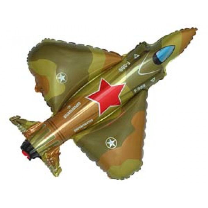 FM Фигура гр.4 И-211 Истребитель милитари72смх45см
